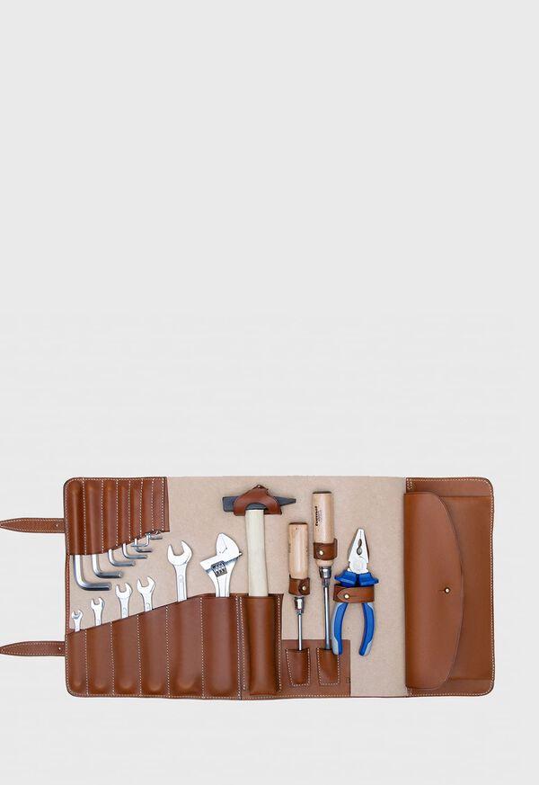 Vintage Bridle Leather Tool Kit, image 2
