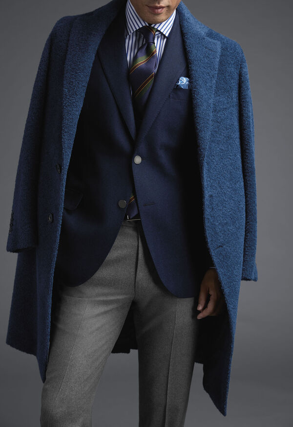 Shop Navy Sport Coat Look, image 1