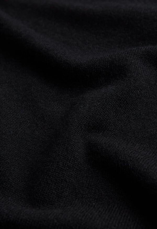 Classic Cashmere Slipover Vest, image 2