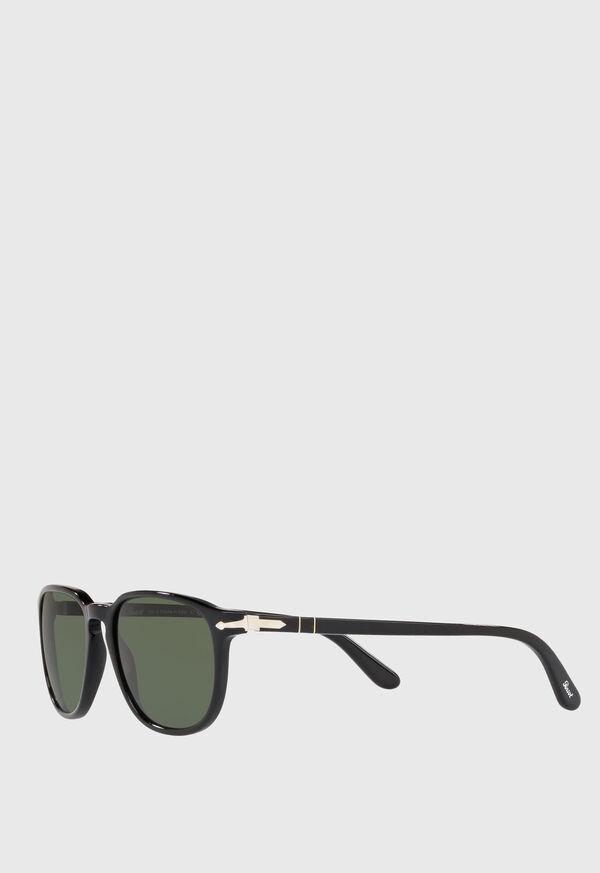 Persol's Black Polarized Sunglasses, image 2