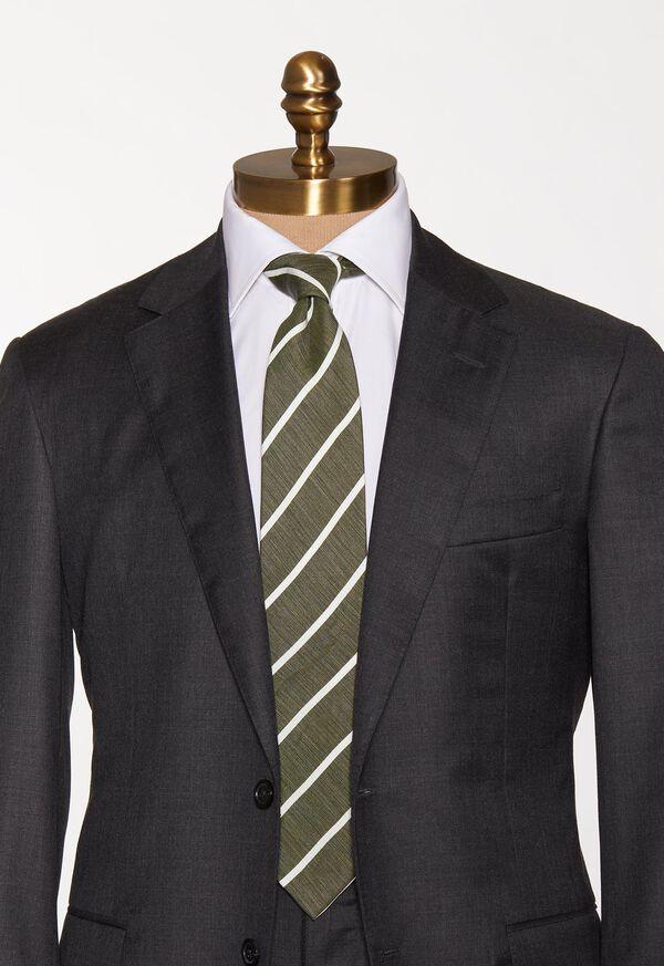 Narrow Stripe Tie, image 4