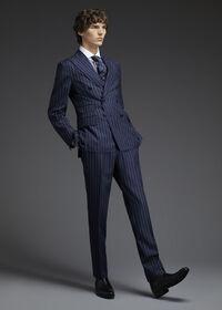 Chalk Stripe Suit, thumbnail 4
