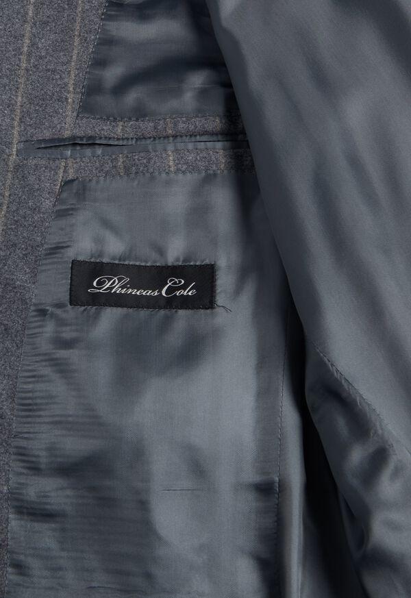 Chalk Stripe Suit, image 4