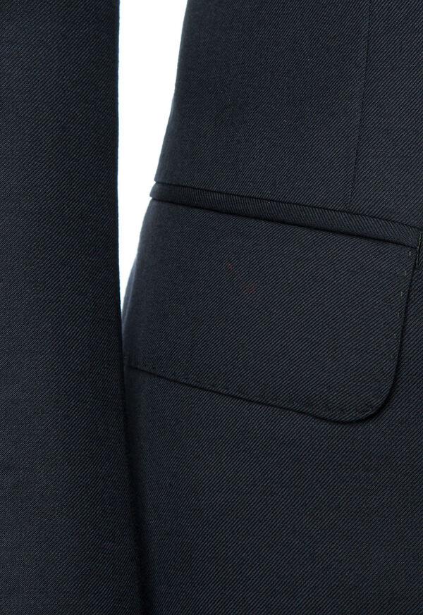 Stuart Fit Super 150s Wool Suit, image 6