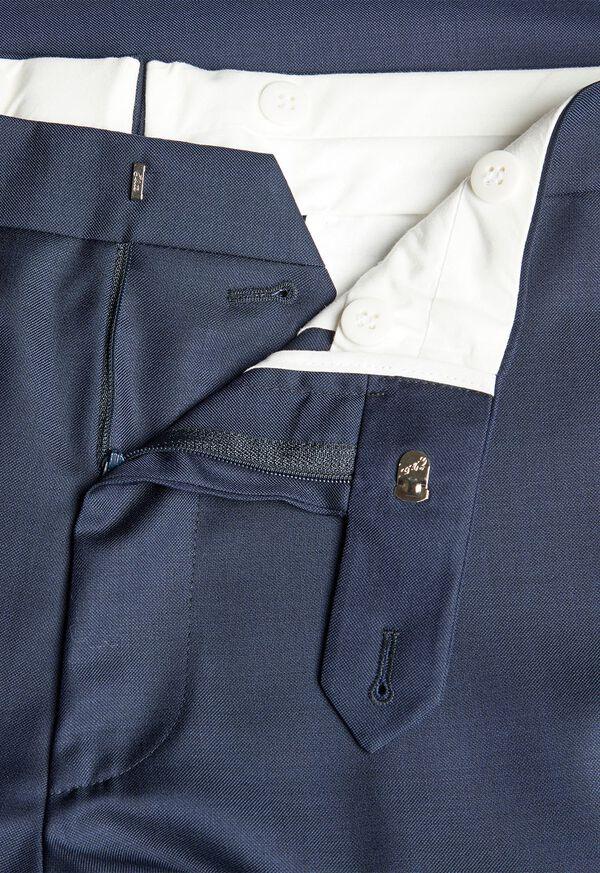 Paul Fit Sharkskin Super 110s Suit, image 6