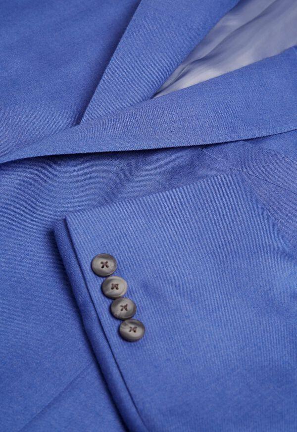 Solid Cashmere Silk Sport Jacket, image 2