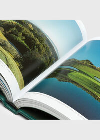 Golf Course Leather Book, thumbnail 2