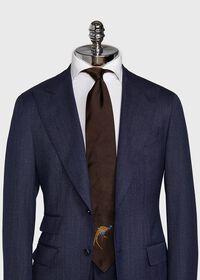 Pheasant Silk Tie, thumbnail 2
