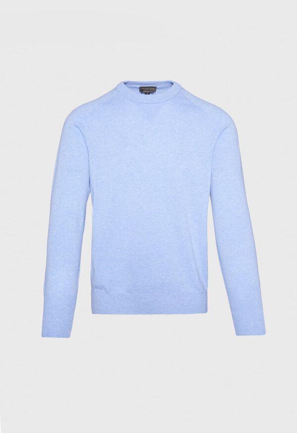 Single Ply Cashmere Sweatshirt, image 3
