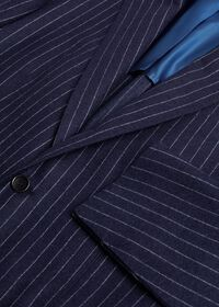 Navy Stripe Suit, thumbnail 2