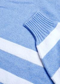 Crew Neck Stripe Sweater, thumbnail 2