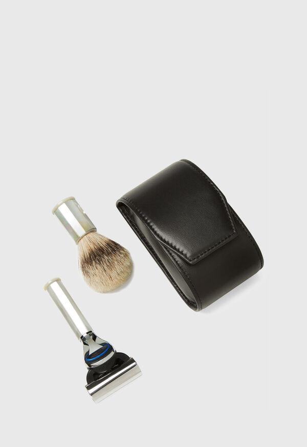 Travel Shaving Set, image 1