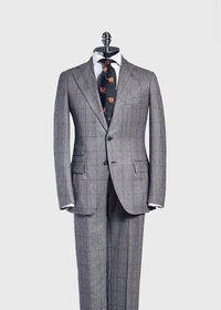 Windowpane Suit, thumbnail 1