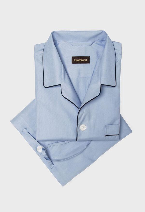 Cotton Broadcloth Pajama, image 1