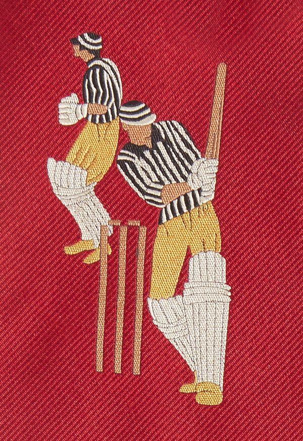 Cricket Silk Tie, image 3
