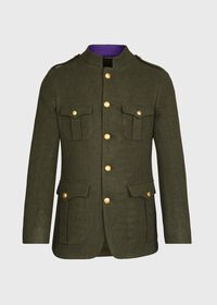 Military Style Jacket, thumbnail 1