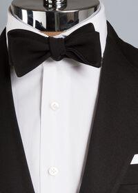 Super 110s Wool Peak Lapel Tuxedo, thumbnail 4