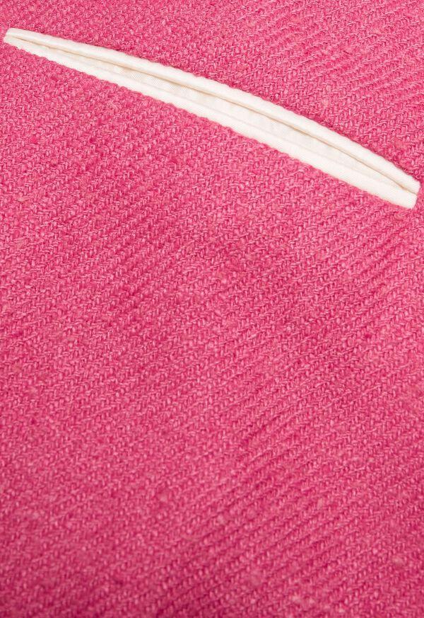 Solid Crimson Sport Jacket, image 3