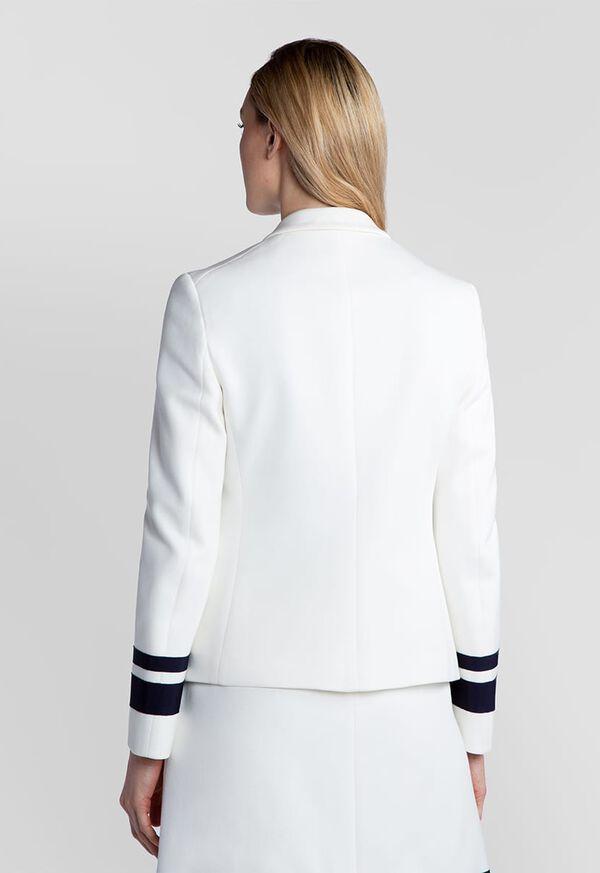 Striped Two Button Blazer, image 5