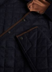 Quilted Barn Jacket, thumbnail 2