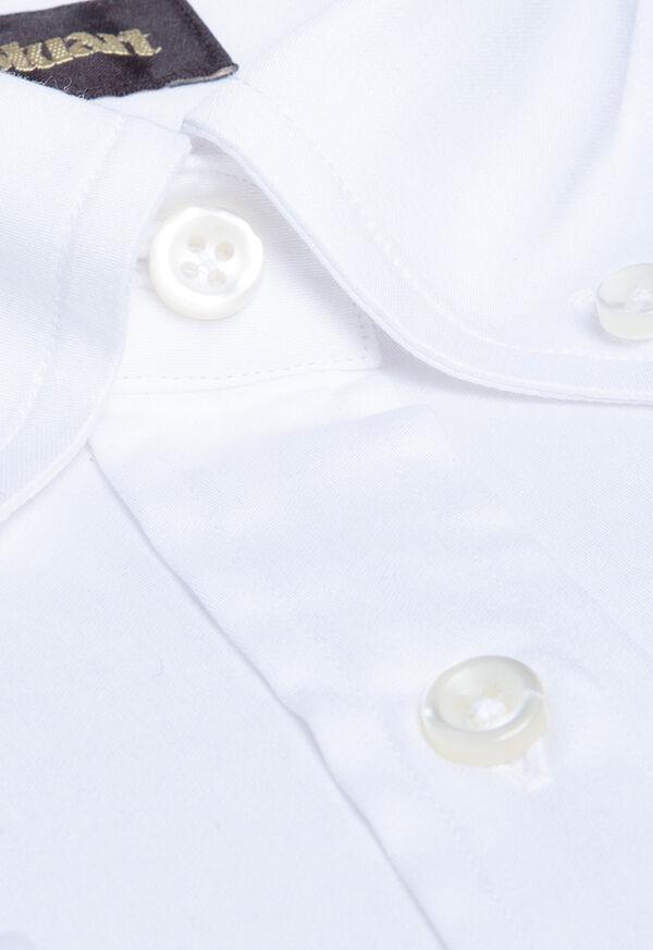 Stretch Cotton Oxford Shirt, image 2