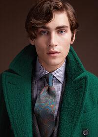 Casentino Wool Overcoat, thumbnail 9