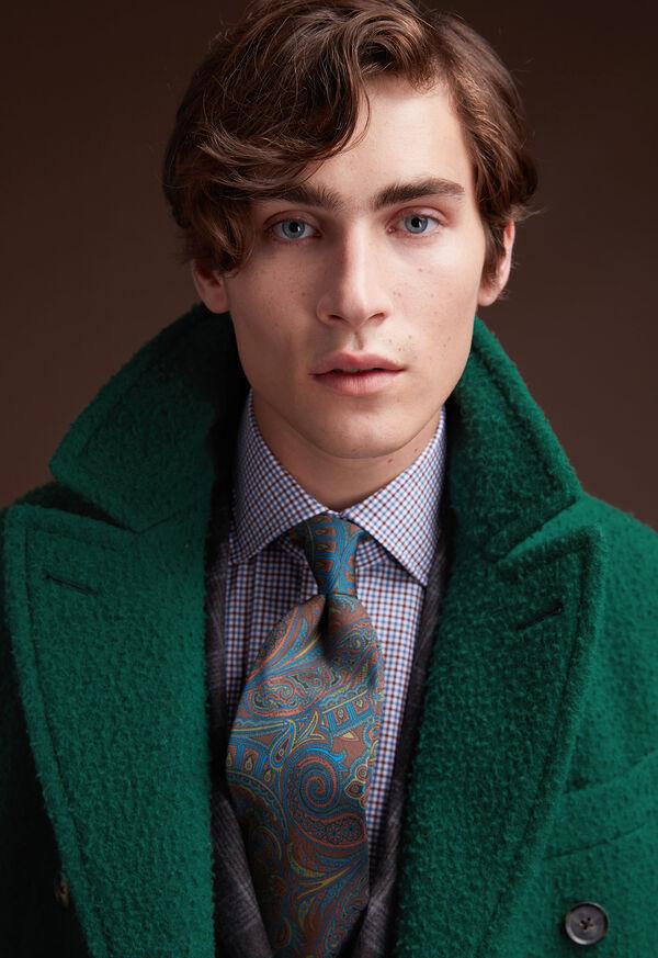 Casentino Wool Overcoat, image 9
