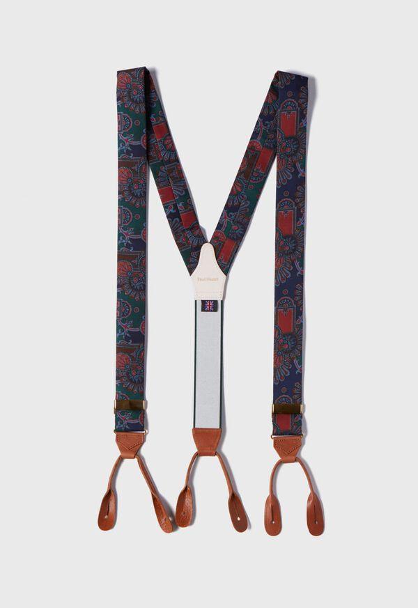 Large Paisley Braces, image 1