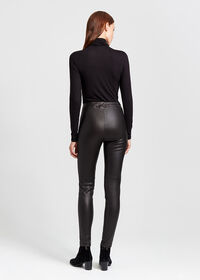 Stretch Leather Legging, thumbnail 5