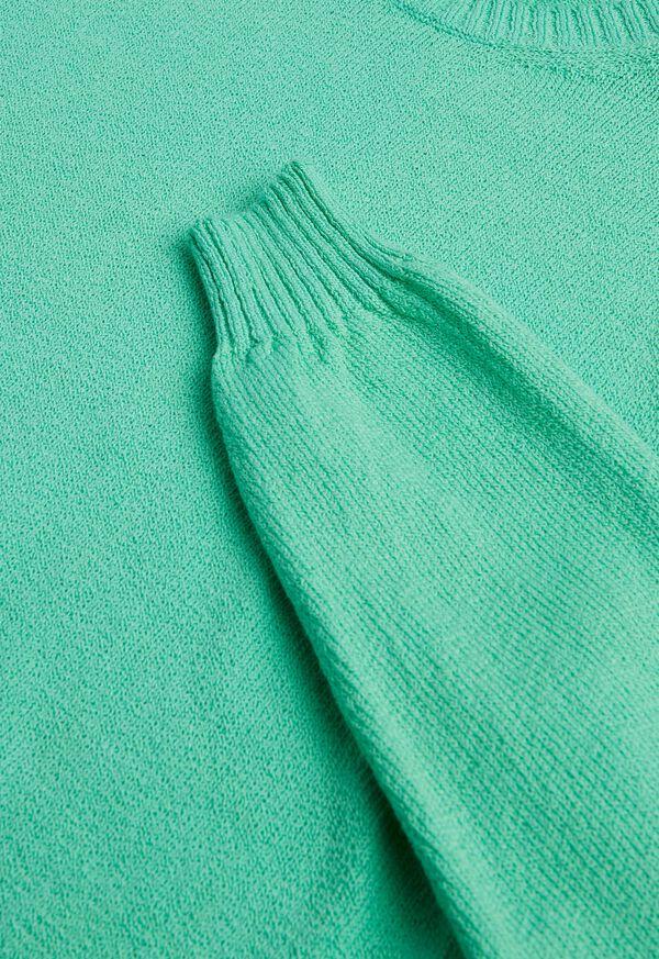 Boucle Crewneck Sweater, image 2