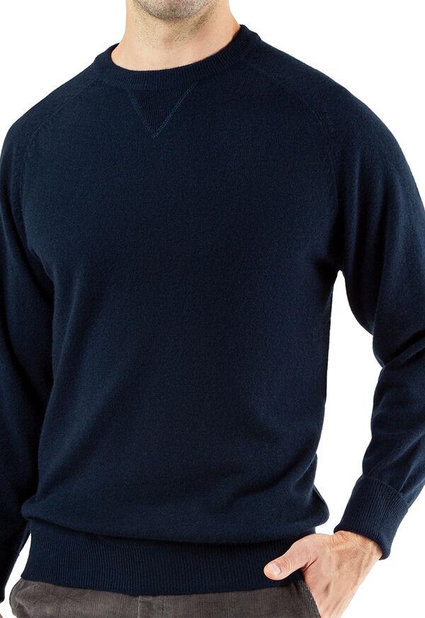 Cashmere Sweatshirt, image 1