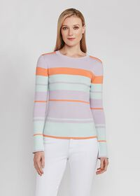 Mixed Stripe Sweater, thumbnail 1
