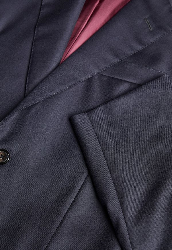 Stuart Fit Super 150s Wool Suit, image 6