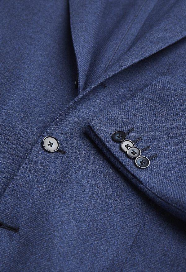 Mid Blue Soft Jacket, image 2