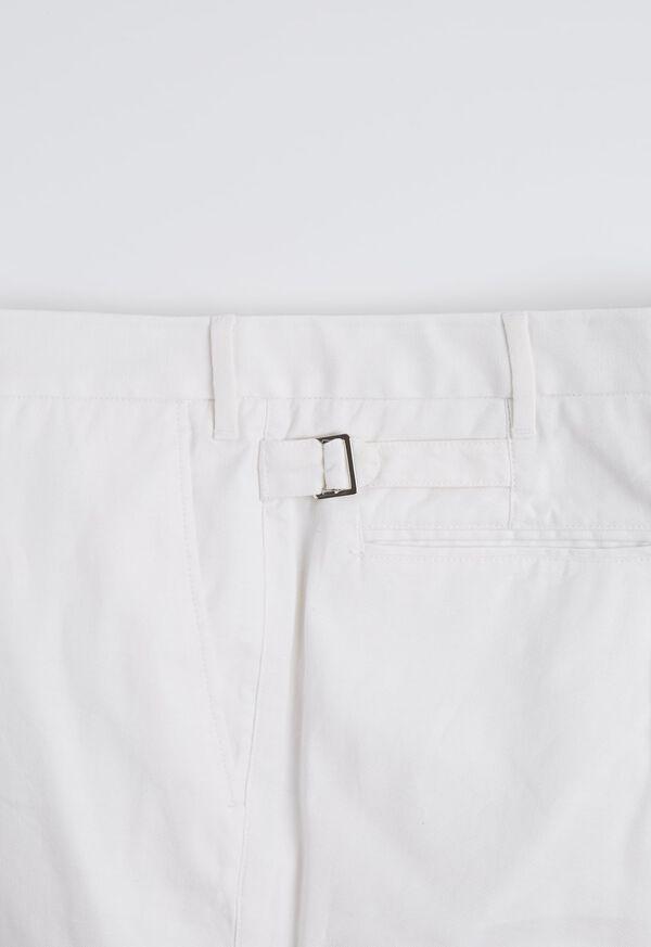 White Linen Blend Trouser, image 6