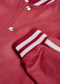 Crimson Bomber Jacket, thumbnail 2