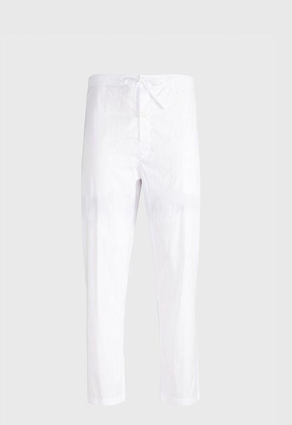 Satin Stripe Pajama Set, image 3