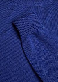 Scottish Cashmere Crewneck Sweater, thumbnail 2