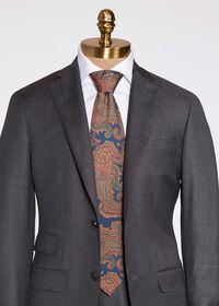 Paisley Silk Tie, thumbnail 3