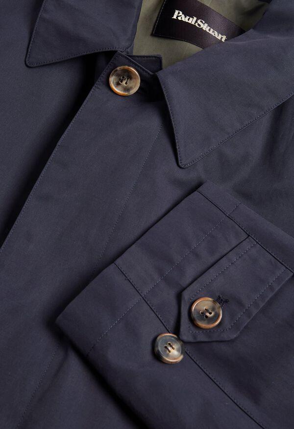 Tailored Fit Raincoat, image 2