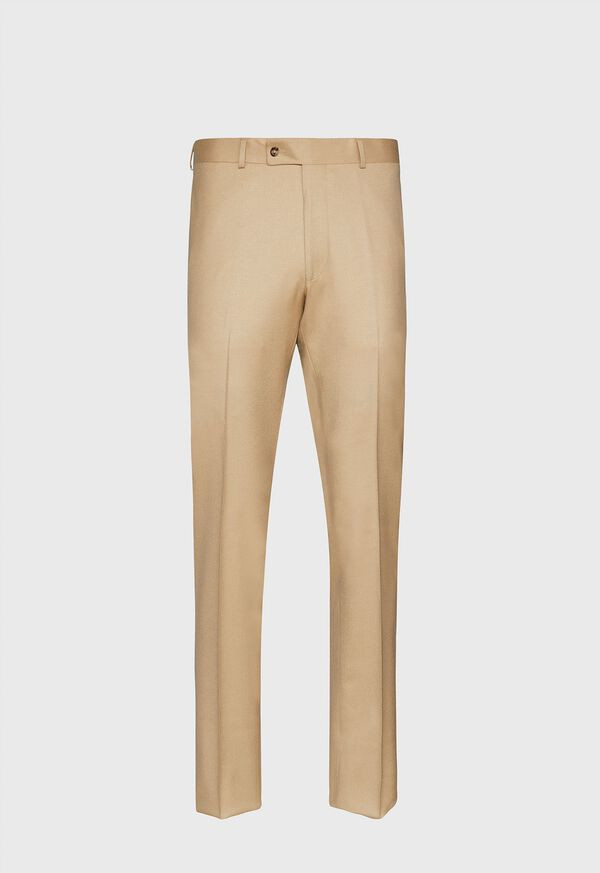 Super 120 Wool Flannel Pant, image 1
