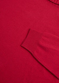 Cashmere Solid Turtleneck, thumbnail 7