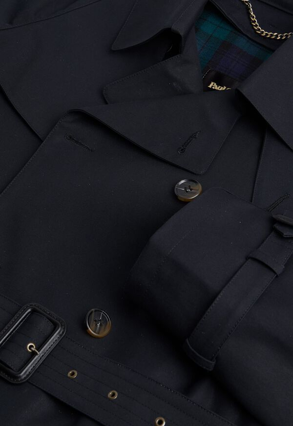 Double Breasted Trench Coat, image 2