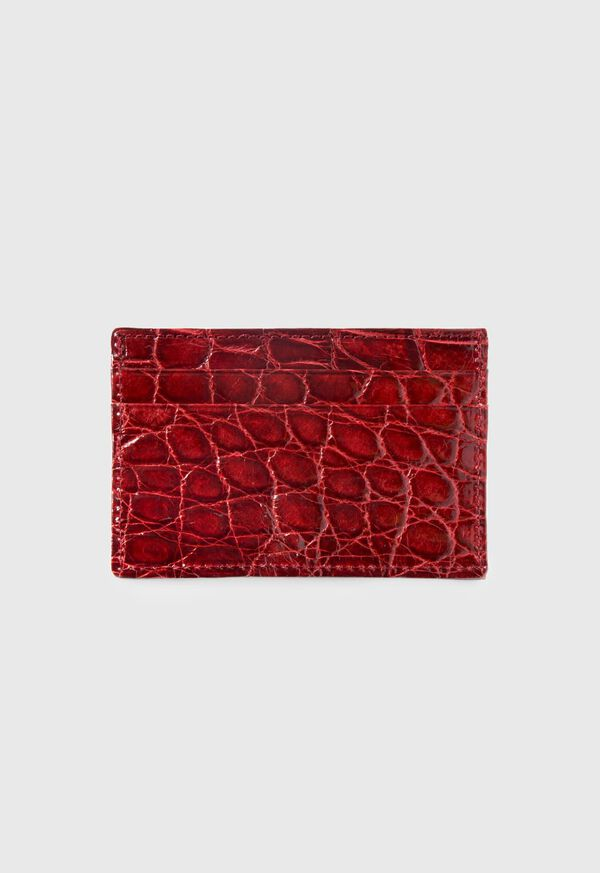 Alligator Card Case, image 1
