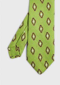 Printed Deco Diamond Tie, thumbnail 1