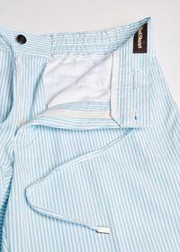 Slim Fit Drawstring Seersucker Pant, thumbnail 2