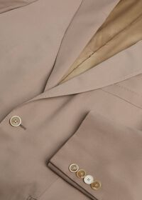 Solid Silk Sport Jacket, thumbnail 4