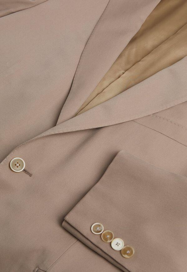 Solid Silk Sport Jacket, image 4