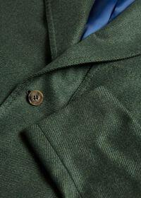 Solid Cashmere Green Blazer, thumbnail 2