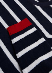 Cashmere Stripe Sweater, thumbnail 3